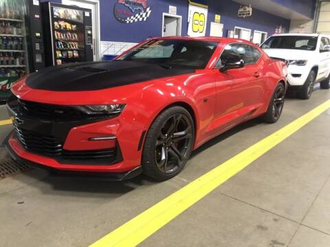 2019 Chevrolet Camaro for sale at Drivers Choice Auto & Truck in Fife Lake MI