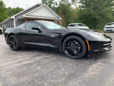 2017 Chevrolet Corvette for sale at Drivers Choice Auto & Truck in Fife Lake MI