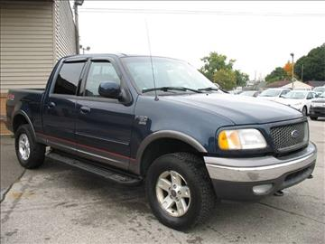 2003 Ford F-150 for sale in Cadillac, MI