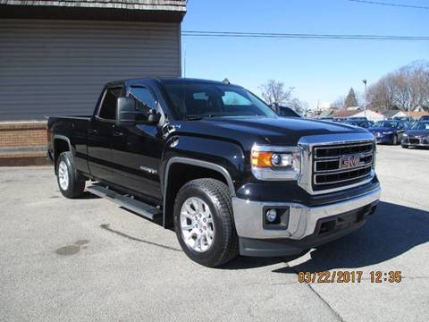 2014 GMC Sierra 1500 for sale in Cadillac, MI