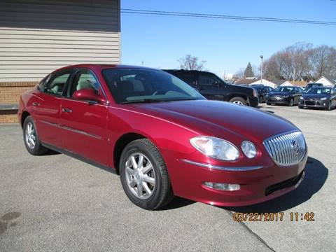 2008 Buick LaCrosse for sale in Cadillac, MI