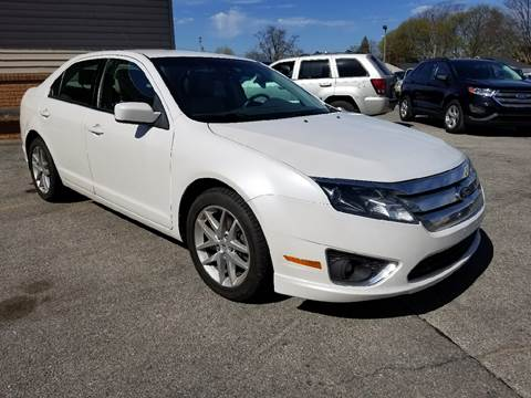 2012 Ford Fusion for sale in Cadillac, MI