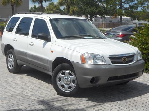 2001 Mazda Tribute for sale in Fort Myers, FL