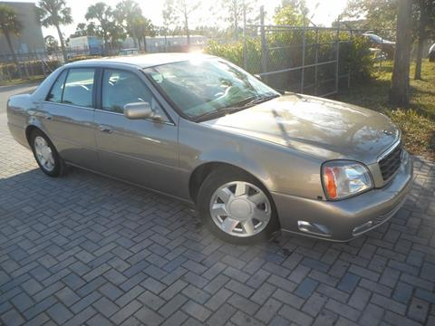 2001 Cadillac Deville For Sale In Fort Myers Fl Carsforsale