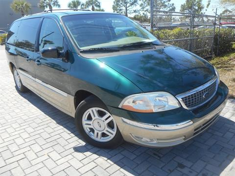 2001 Ford Windstar for sale in Fort Myers, FL