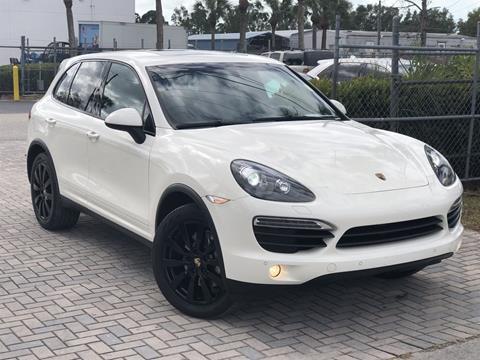 Porsche Fort Myers >> 2012 Porsche Cayenne For Sale In Fort Myers Fl