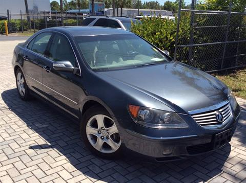 Acura Fort Myers >> Used Acura Rl For Sale In Fort Myers Fl Carsforsale Com
