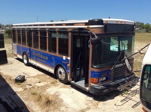 2002 Gillig bus for sale in Fort Myers, FL