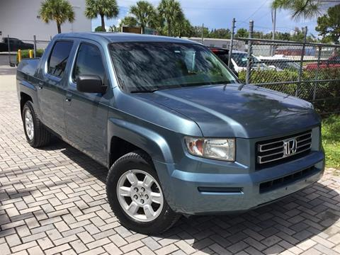Fort Myers Honda >> 2008 Honda Ridgeline For Sale In Fort Myers Fl