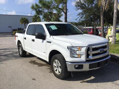 2017 Ford F-150 for sale in Fort Myers, FL