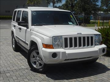 2006 Jeep Commander for sale in Fort Myers, FL
