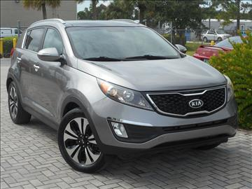 2011 Kia Sportage for sale in Fort Myers, FL