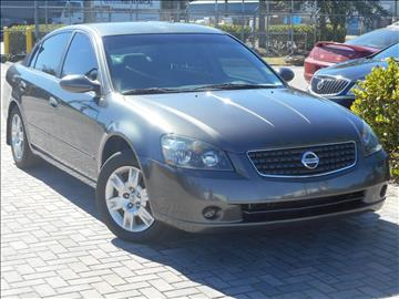 2005 Nissan Altima for sale in Fort Myers, FL