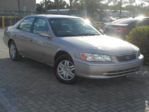 2001 Toyota Camry for sale in Fort Myers, FL