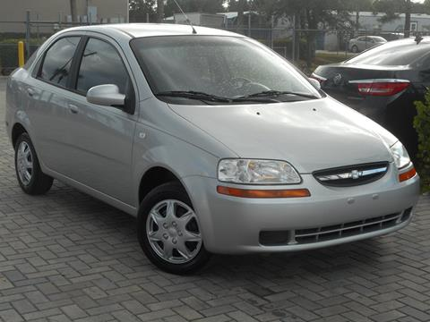 2006 Chevrolet Aveo for sale in Fort Myers, FL