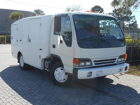 2005 Isuzu Comm Truck for sale in Fort Myers, FL