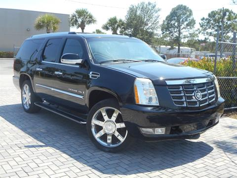 2007 Cadillac Escalade ESV for sale in Fort Myers, FL