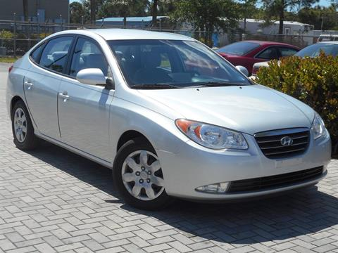 2008 Hyundai Elantra for sale in Fort Myers, FL