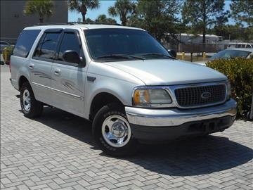 2002 Ford Expedition for sale in Fort Myers, FL
