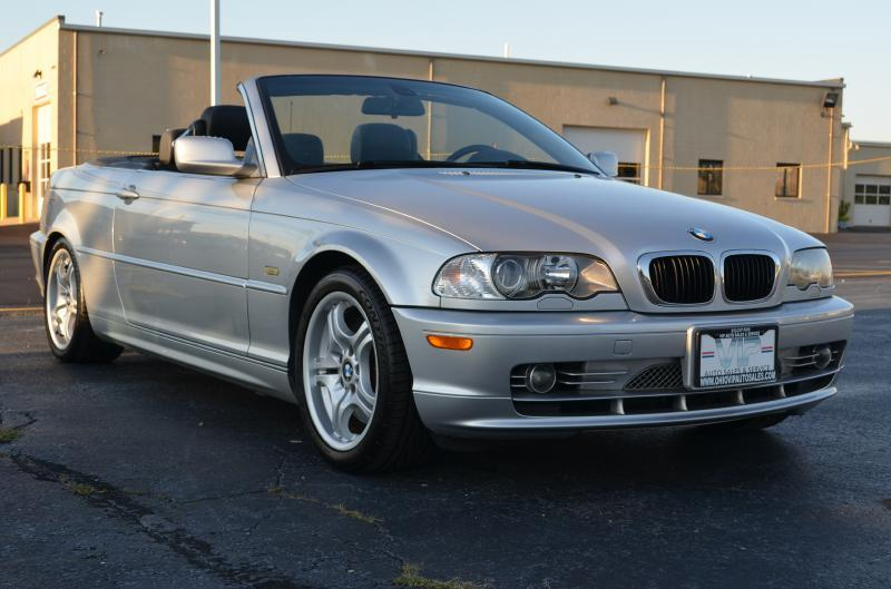 2002 Bmw 3 Series 330Ci 2dr Convertible In Franklin OH  VIP Auto