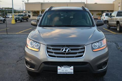 2011 Hyundai Santa Fe for sale in Franklin, OH
