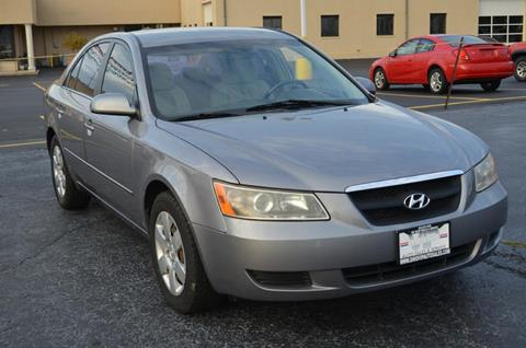 2007 Hyundai Sonata for sale in Franklin, OH