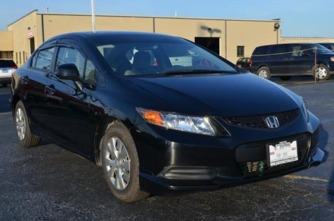 2012 Honda Civic for sale in Franklin, OH