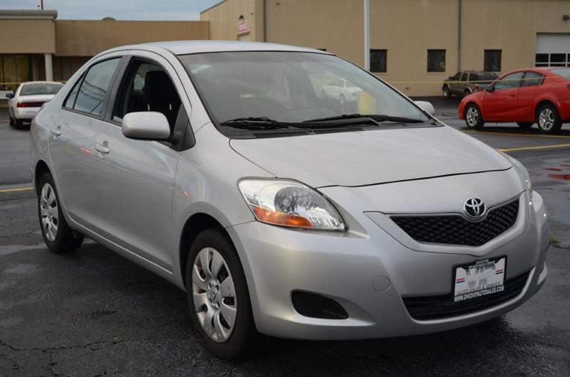 2011 toyota yaris 4dr sedan 4a in franklin oh vip auto. Black Bedroom Furniture Sets. Home Design Ideas