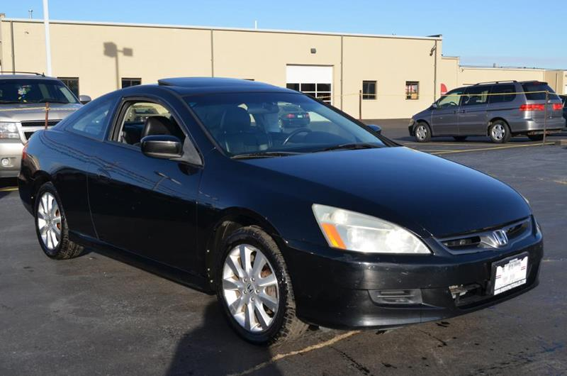 2007 Honda Accord EX L V 6 2dr Coupe (3L V6 5A)