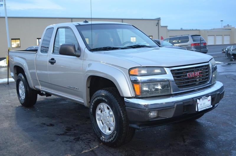 2005 gmc canyon in franklin oh vip auto sales service rh ohiovipautosales com 2005 gmc canyon owner's manual 2005 GMC Canyon Crew Cab
