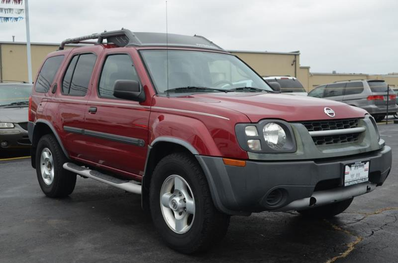 2003 Nissan Xterra Xe 4dr Suv V6 In Franklin Oh Vip Auto Sales