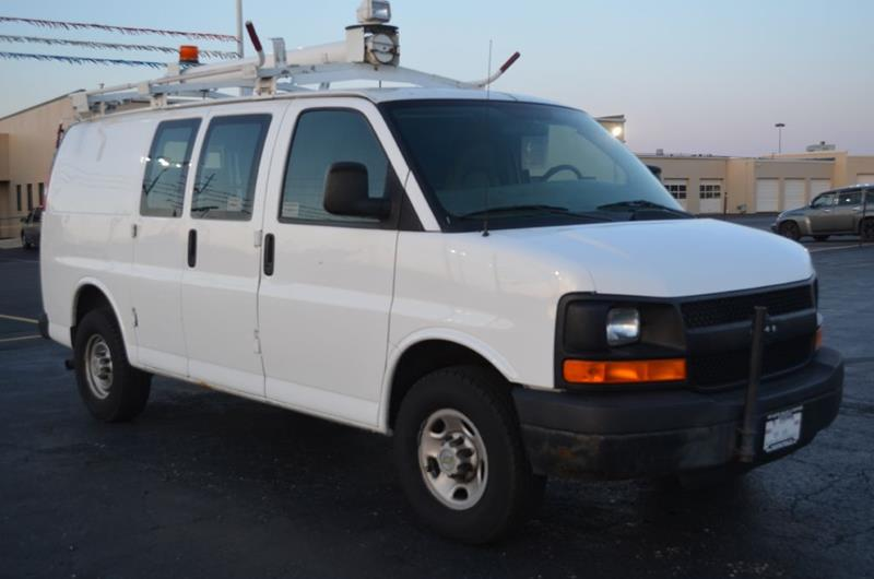 2004 Chevrolet Express Cargo 2500 3dr Van In Franklin Oh Vip Auto
