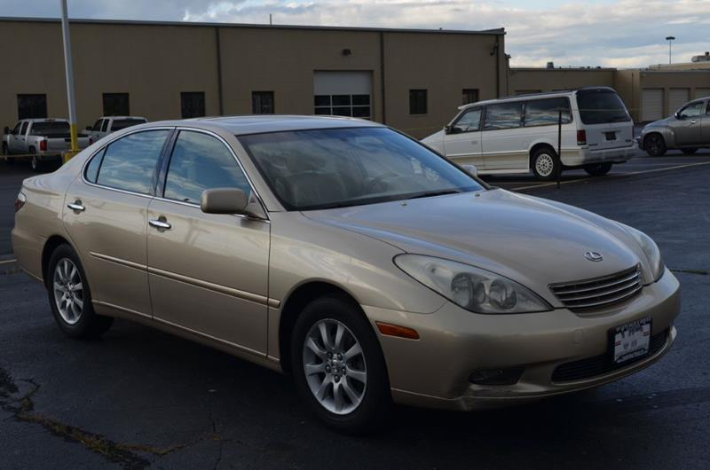 2003 Lexus ES 300 4dr Sedan   Franklin OH