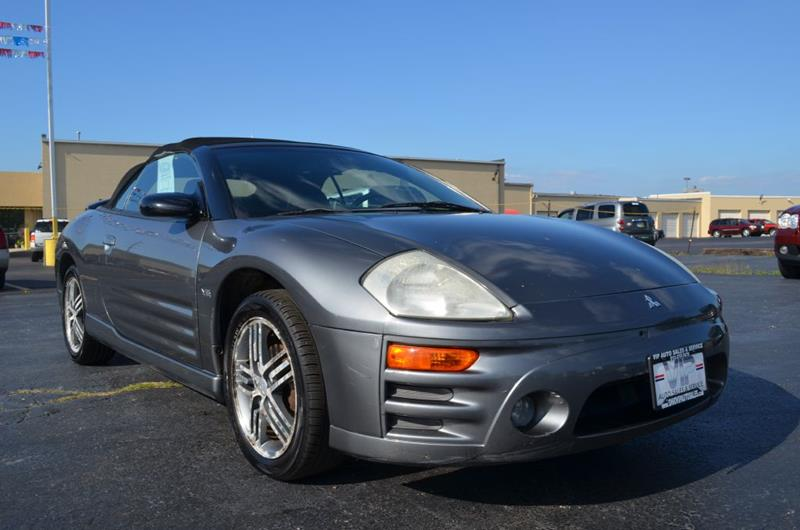 2003 Mitsubishi Eclipse Spyder Gts 2dr Convertible In Franklin Oh
