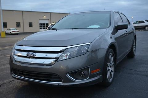 2010 Ford Fusion for sale in Franklin, OH
