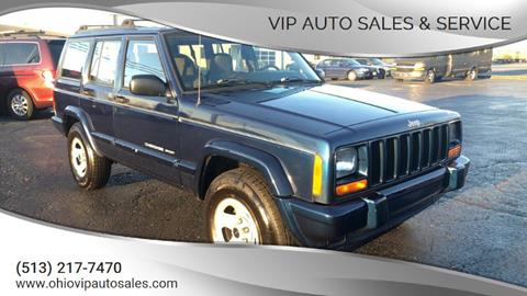 2001 Jeep Cherokee for sale in Franklin, OH