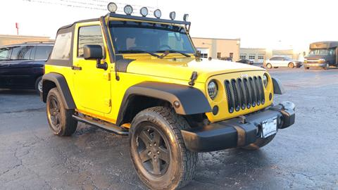 2009 Jeep Wrangler for sale in Franklin, OH