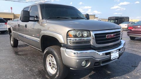 2006 GMC Sierra 2500HD for sale in Franklin, OH