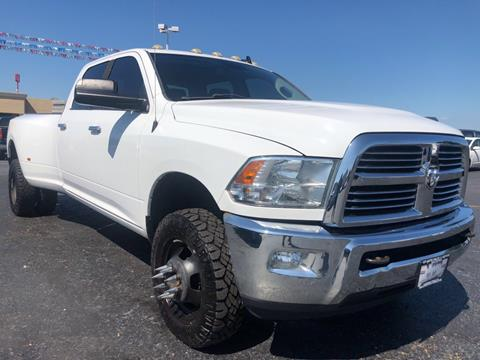 2014 RAM Ram Pickup 3500 for sale in Franklin, OH