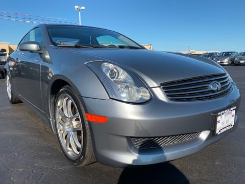 2007 Infiniti G35 for sale in Franklin, OH