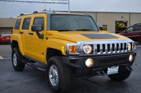 2007 HUMMER H3 for sale in Franklin, OH