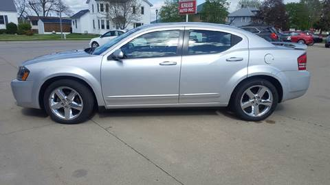 2008 Dodge Avenger for sale in Dyersville, IA