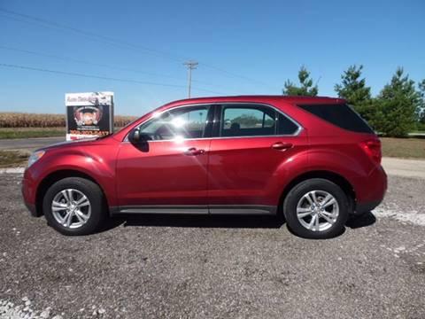 2010 Chevrolet Equinox for sale in Eureka, IL
