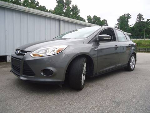 2014 Ford Focus for sale in Fayetteville, NC