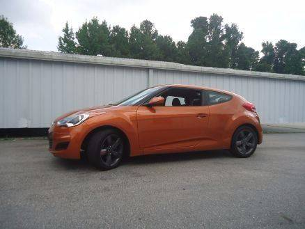 2012 Hyundai Veloster for sale in Fayetteville, NC