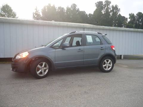 2008 Suzuki SX4 Crossover for sale in Fayetteville, NC