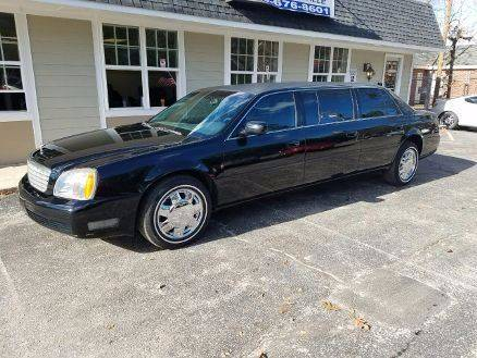 2002 Cadillac DeVille for sale in Fayetteville, NC