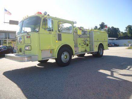 1983 Victory Seagrave