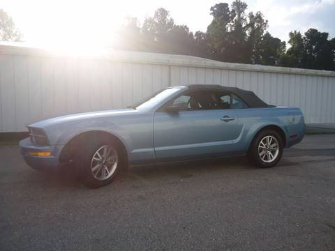 2005 Ford Mustang for sale in Fayetteville, NC