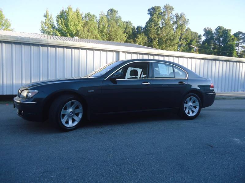 2006 Bmw 7 Series 750i In Fayetteville Nc Freedom Motors Of